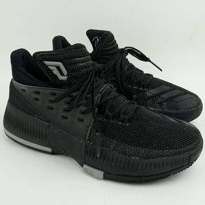 Adidas Dame 3 Lights Out Basketball Sneaker